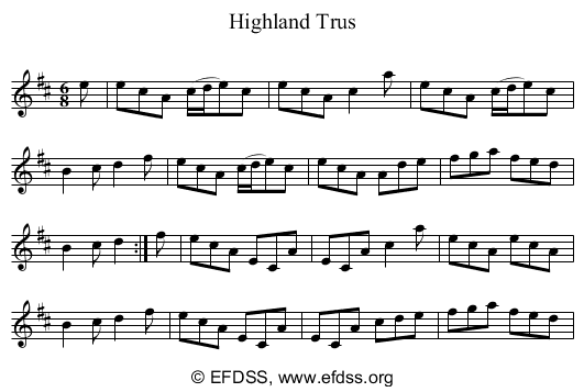 Stave transcription of image number 0 for 5234/p5