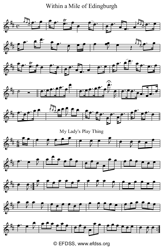 Stave transcription of image number 0 for 5234/p60