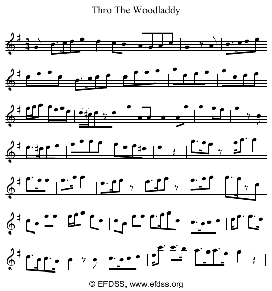 Stave transcription of image number 0 for 5234/p61